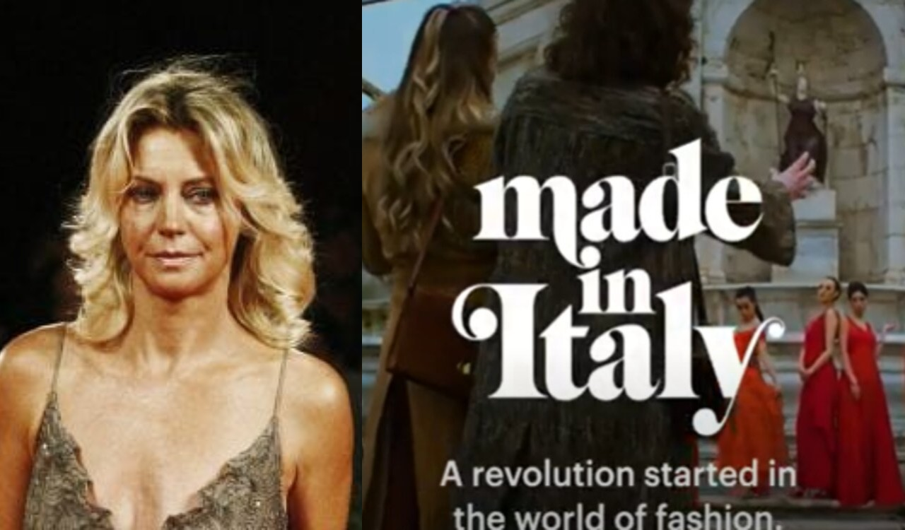 Made in Italy fiction stasera