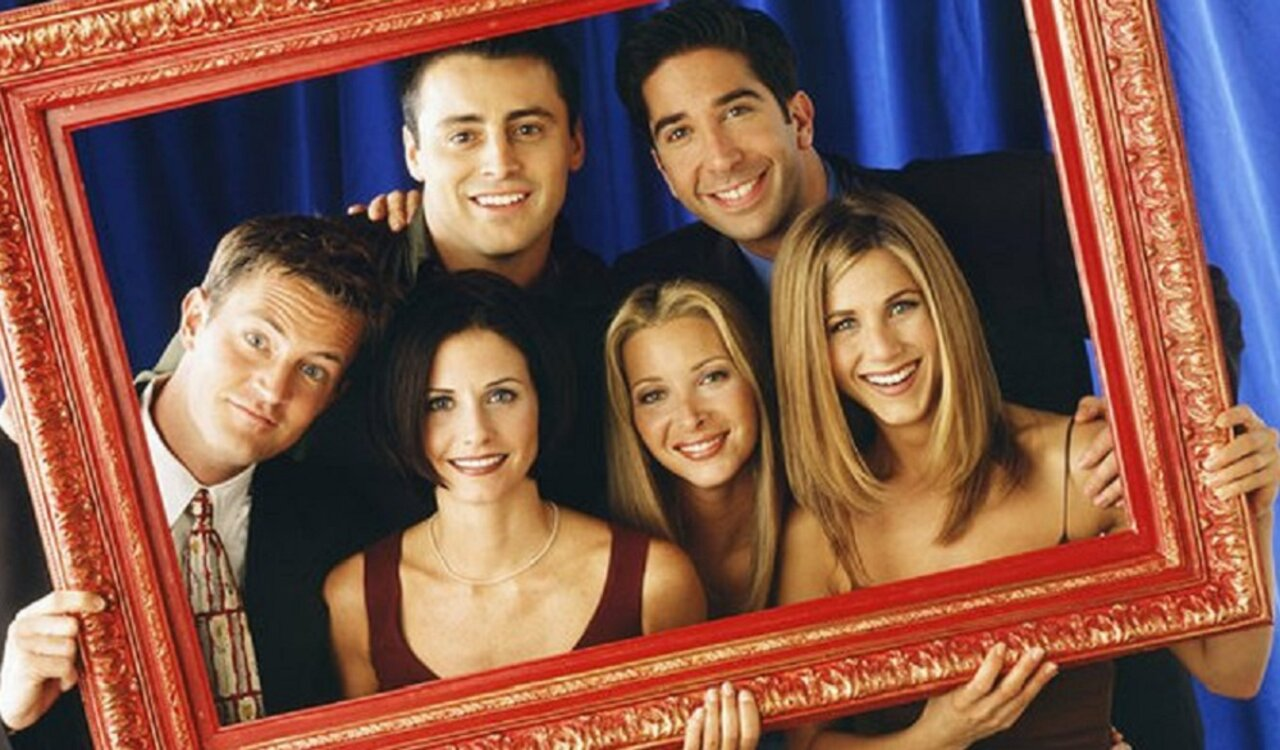 Friends serie tv reunion